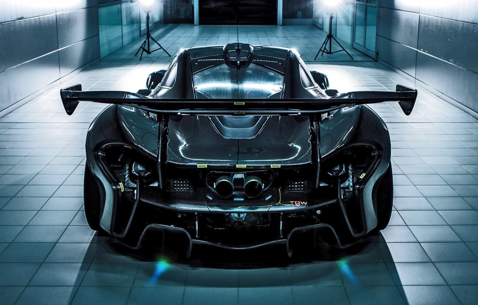 N Flying Debut Date 2016 McLaren P1 GTR Sh...