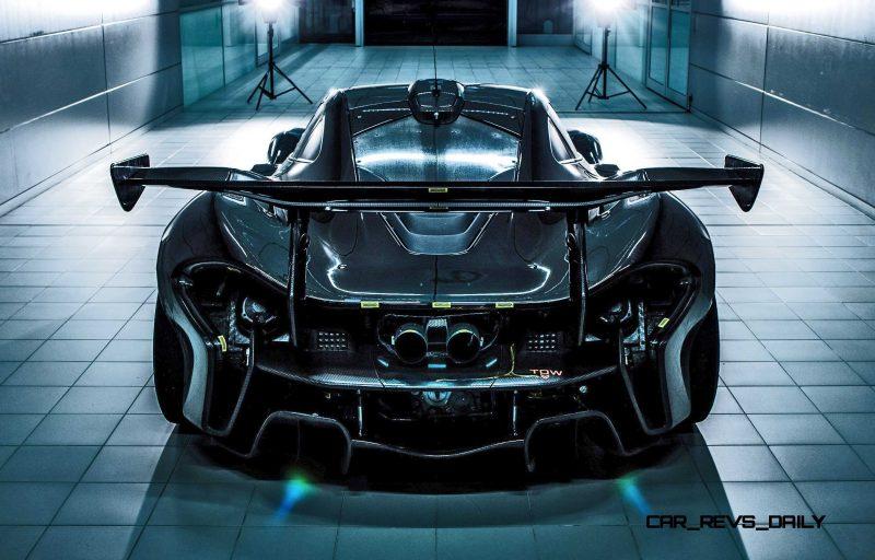 2016 McLaren P1 GTR 5