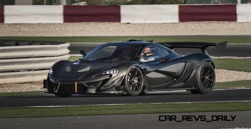 2016 McLaren P1 GTR 8