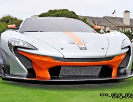 2016 McLaren P1 GTR Shakedown Testing Ahead of March Production Debut