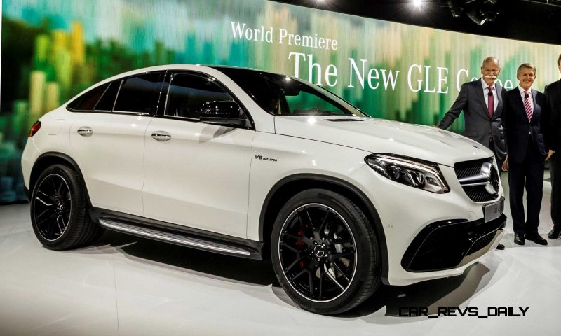Mercedes Benz Suv >> 2016 Mercedes-AMG GLE63 Coupe