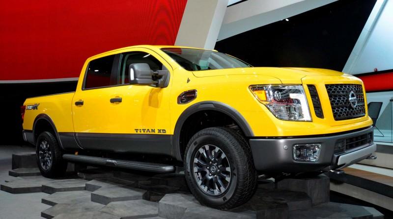 2016 Nissan TITAN XD 2