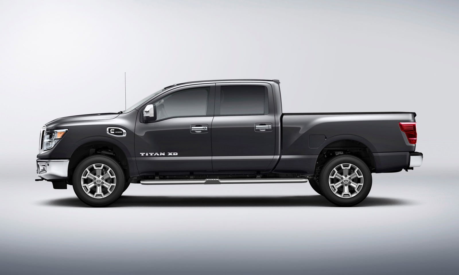 2016 Nissan Titan XD (production model not shown)