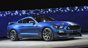 Shelby GT350R at NAIAS