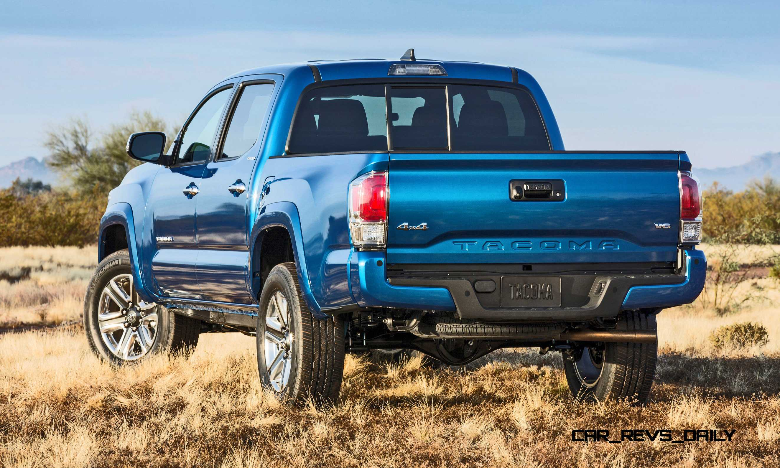 2016-Toyota-Tacoma-41 Great Description About Tacoma Tailgate