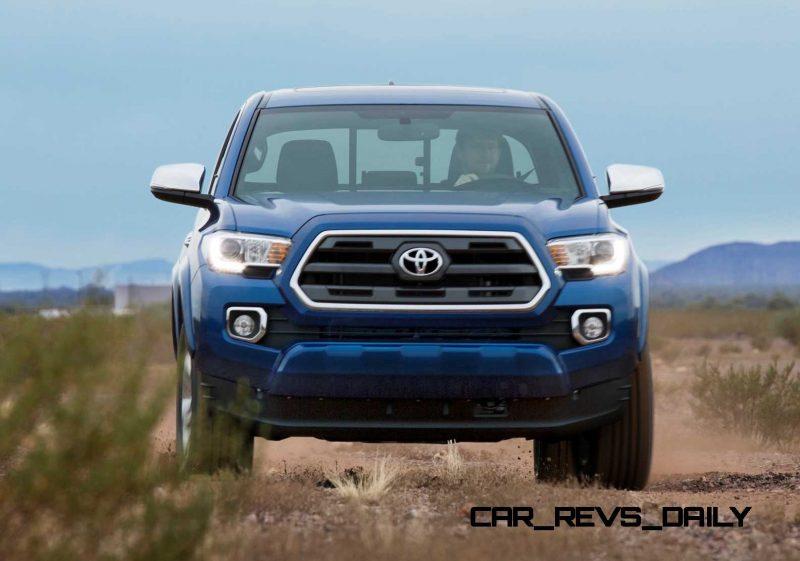 2016 Toyota Tacoma Limited 12