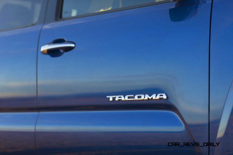 2016 Toyota Tacoma Limited 19