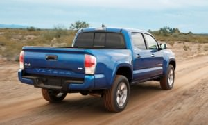 2016 Toyota Tacoma Limited 2