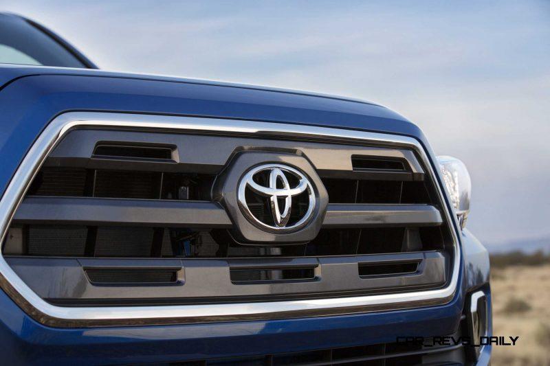 2016 Toyota Tacoma Limited 22