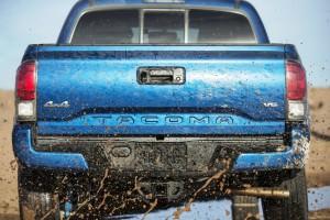 2016 Toyota Tacoma Limited 28