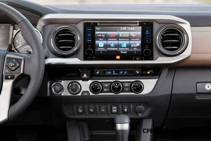 2016 Toyota Tacoma Limited 33