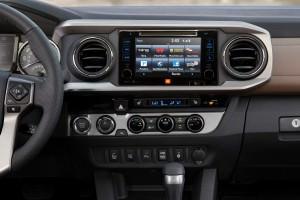 2016 Toyota Tacoma Limited 34