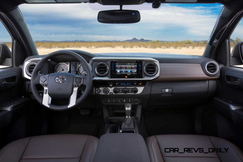 2016 Toyota Tacoma Limited 4