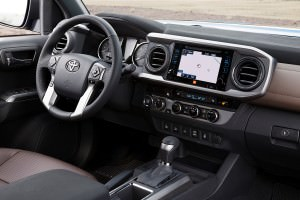 2016 Toyota Tacoma Limited 6