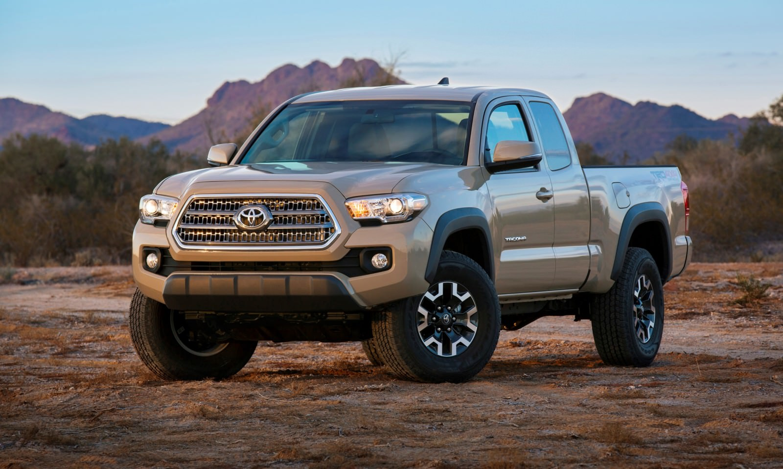 2016 toyota tacoma 4. Black Bedroom Furniture Sets. Home Design Ideas