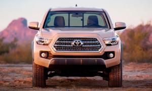 2016 Toyota Tacoma TRD Off-Road 13