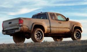 2016 Toyota Tacoma TRD Off-Road 15