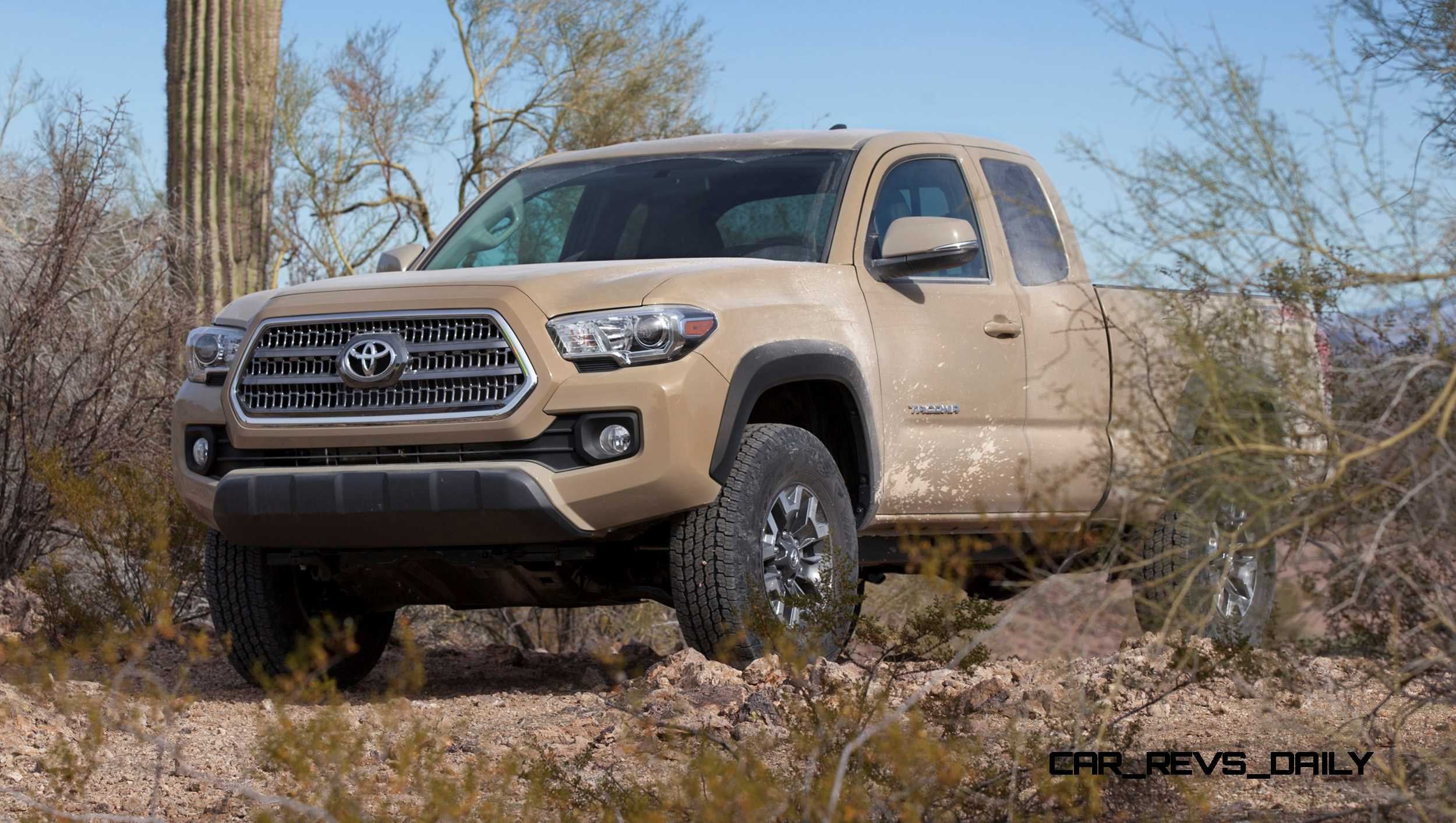 2015 toyota tacoma trd sport vs off autos post. Black Bedroom Furniture Sets. Home Design Ideas