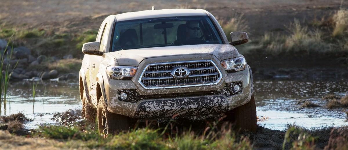 2016 Toyota Tacoma TRD Off-Road 7