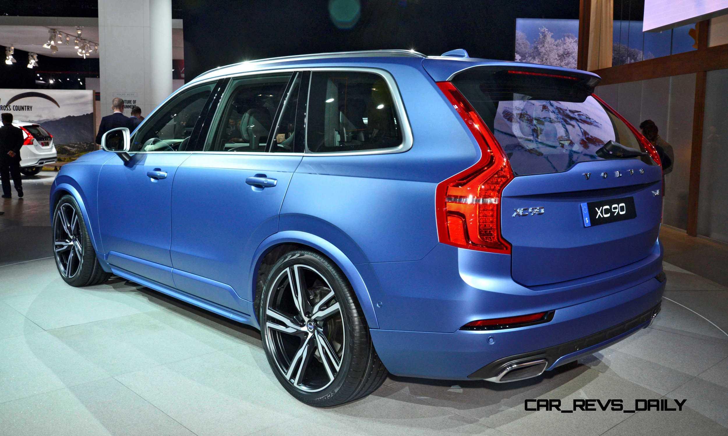 New Volvo Xc90 >> 2015 VOLVO XC90 R-Design