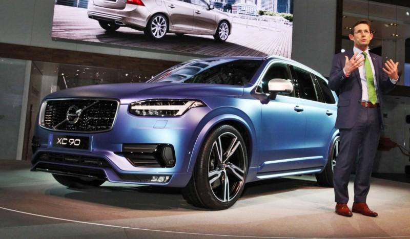 2016 Volvo XC90R 11