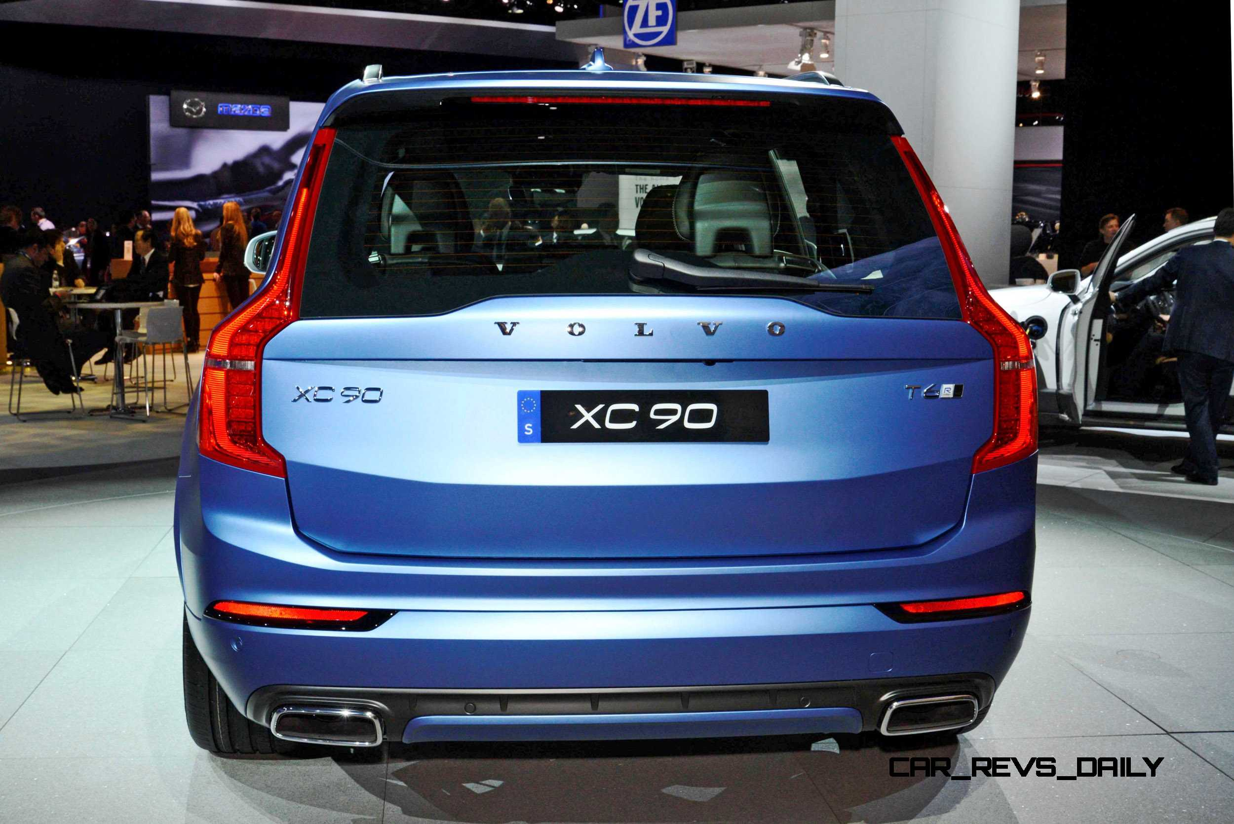2016 Volvo XC90 Colors