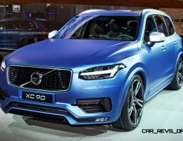 Volvo Announces $500M Factory in Charleston, South Carolina – First USA-Made Volvo Cars in 2018
