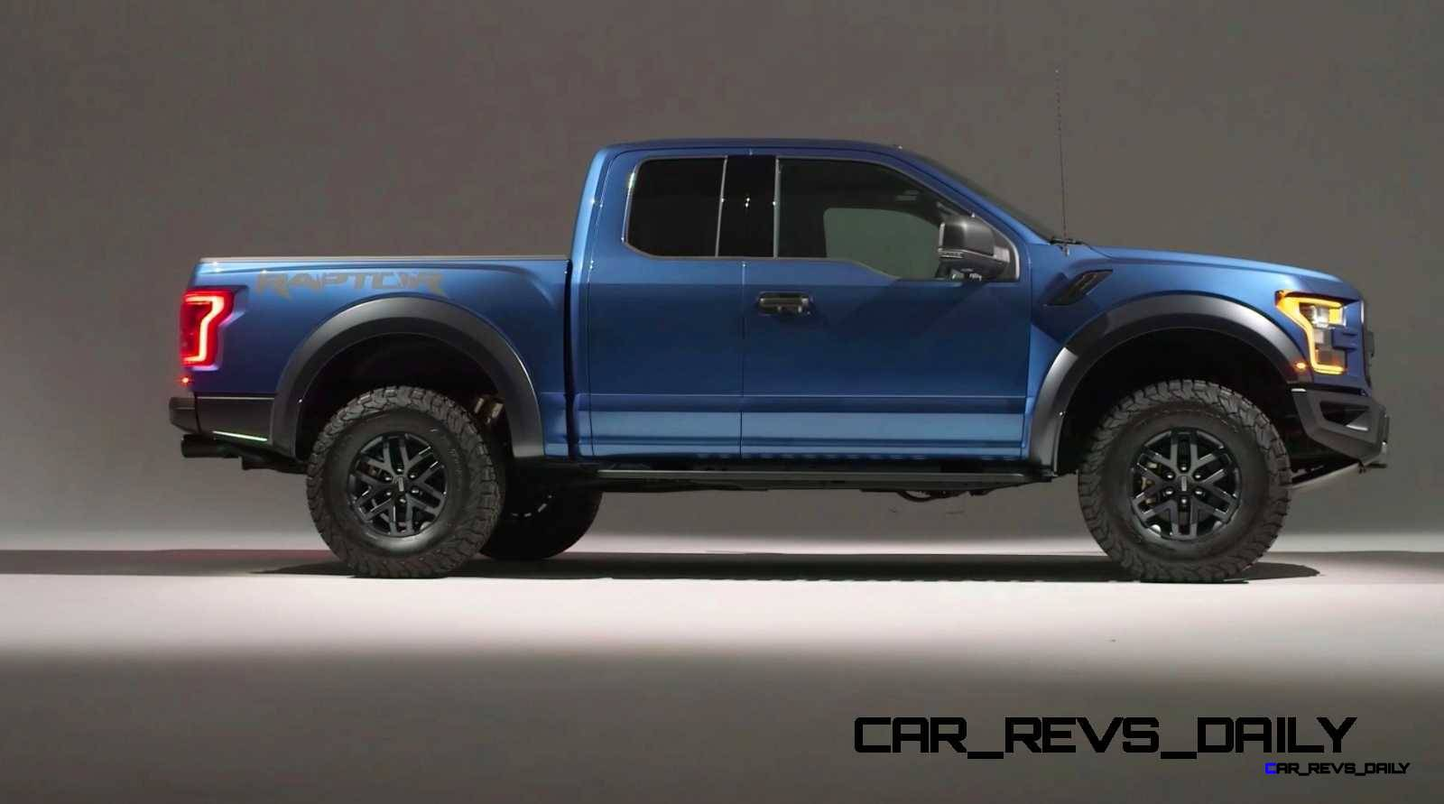 2017 Ford F-150 RAPTOR Studio Stills 10