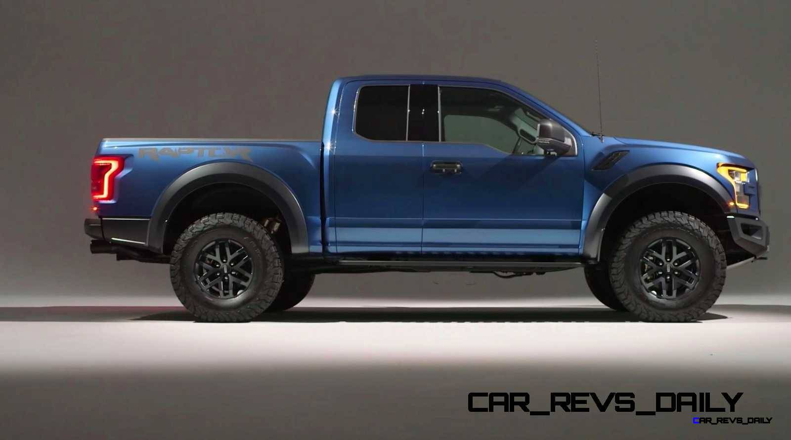 2017 Ford F-150 RAPTOR Studio Stills 11