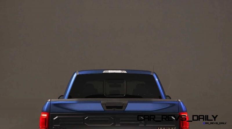 2017 Ford F-150 RAPTOR Studio Stills 15