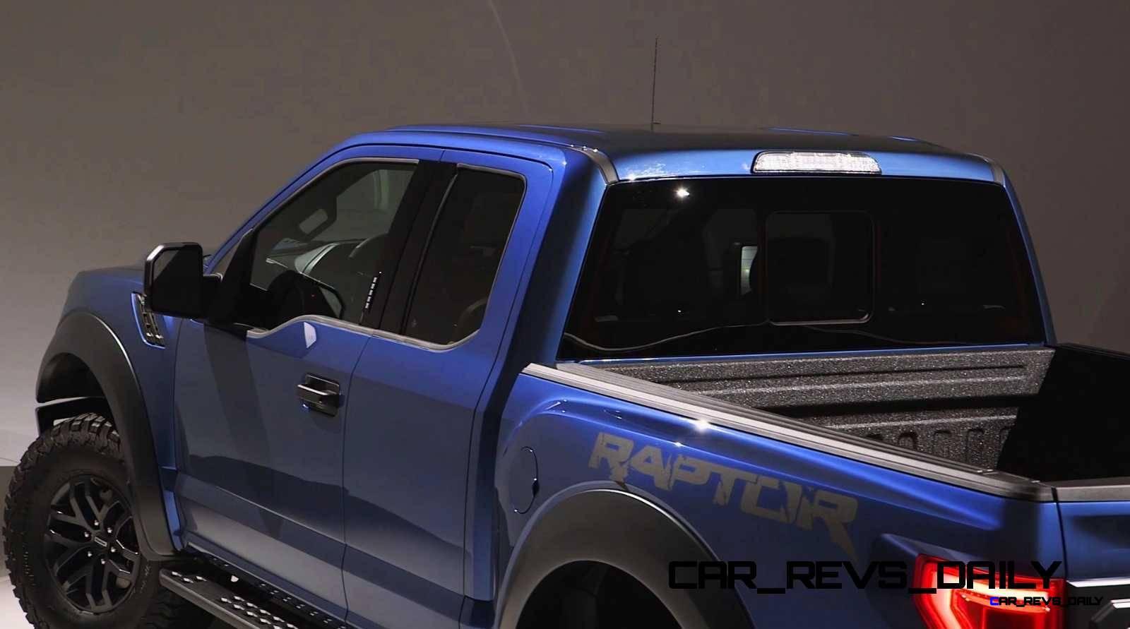 2017 Ford F-150 RAPTOR Studio Stills 18