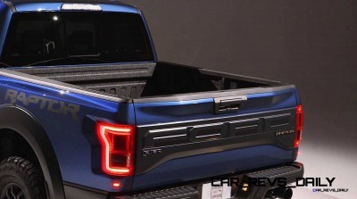 2017 Ford F-150 RAPTOR Studio Stills 20