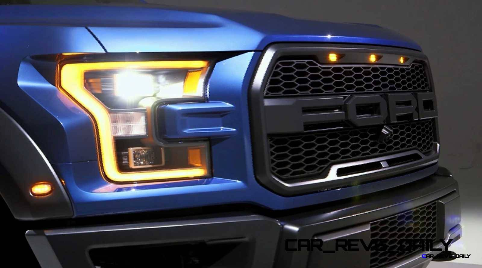 2017 Ford F-150 RAPTOR Studio Stills 29