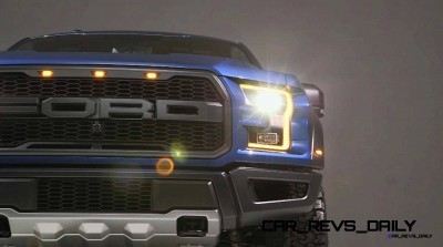 2017 Ford F-150 RAPTOR Studio Stills 3
