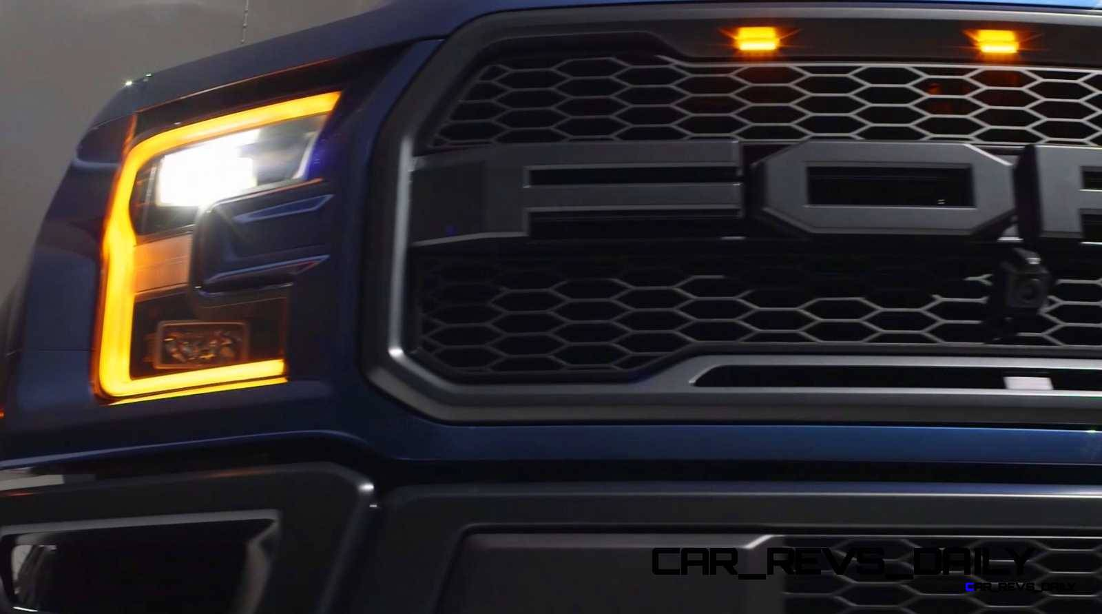 2017 Ford F-150 RAPTOR Studio Stills 36
