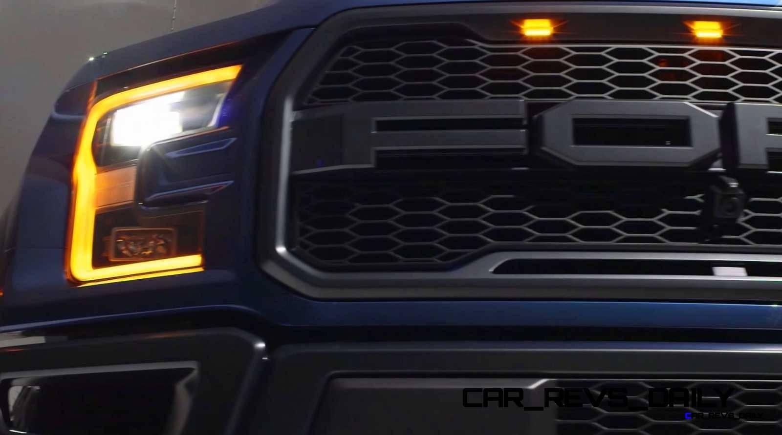 2017 Ford F-150 RAPTOR Studio Stills 36
