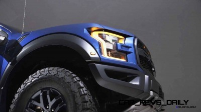 2017 Ford F-150 RAPTOR Studio Stills 38
