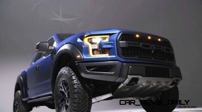 2017 Ford F-150 RAPTOR Studio Stills 41