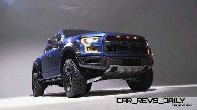 2017 Ford F-150 RAPTOR Studio Stills 43