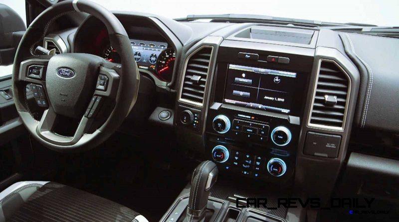 2017 Ford F-150 RAPTOR Studio Stills 47
