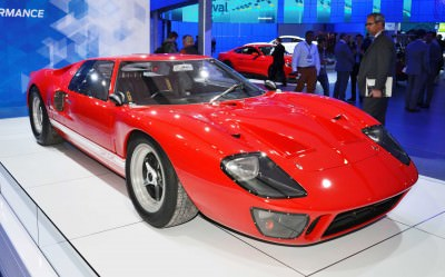 2017 Ford GT 1