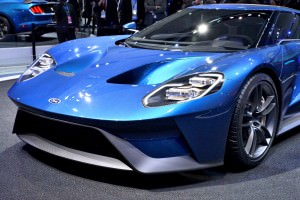 2017 Ford GT 11