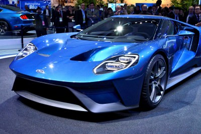 2017 Ford GT 12