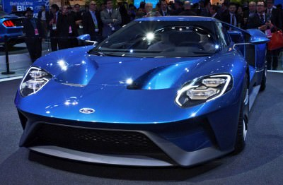 2017 Ford GT 14
