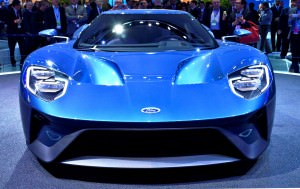 2017 Ford GT 15