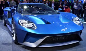 2017 Ford GT 16