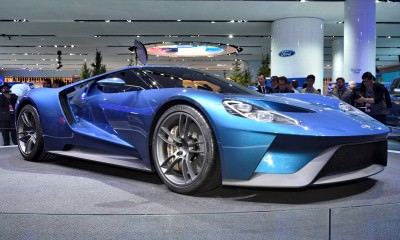 2017 Ford GT 18