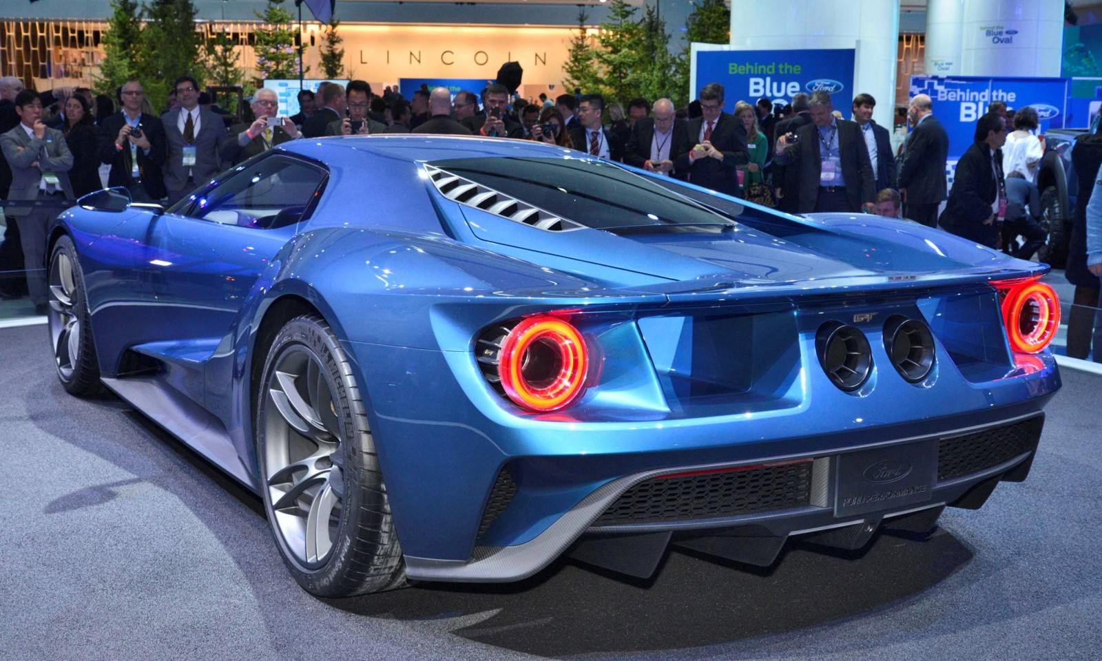 2020 Ford GT – Latest 200 Photos + Digital Colors Visualizer
