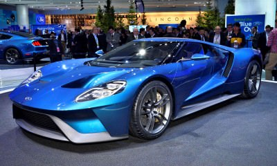 2017 Ford GT 9