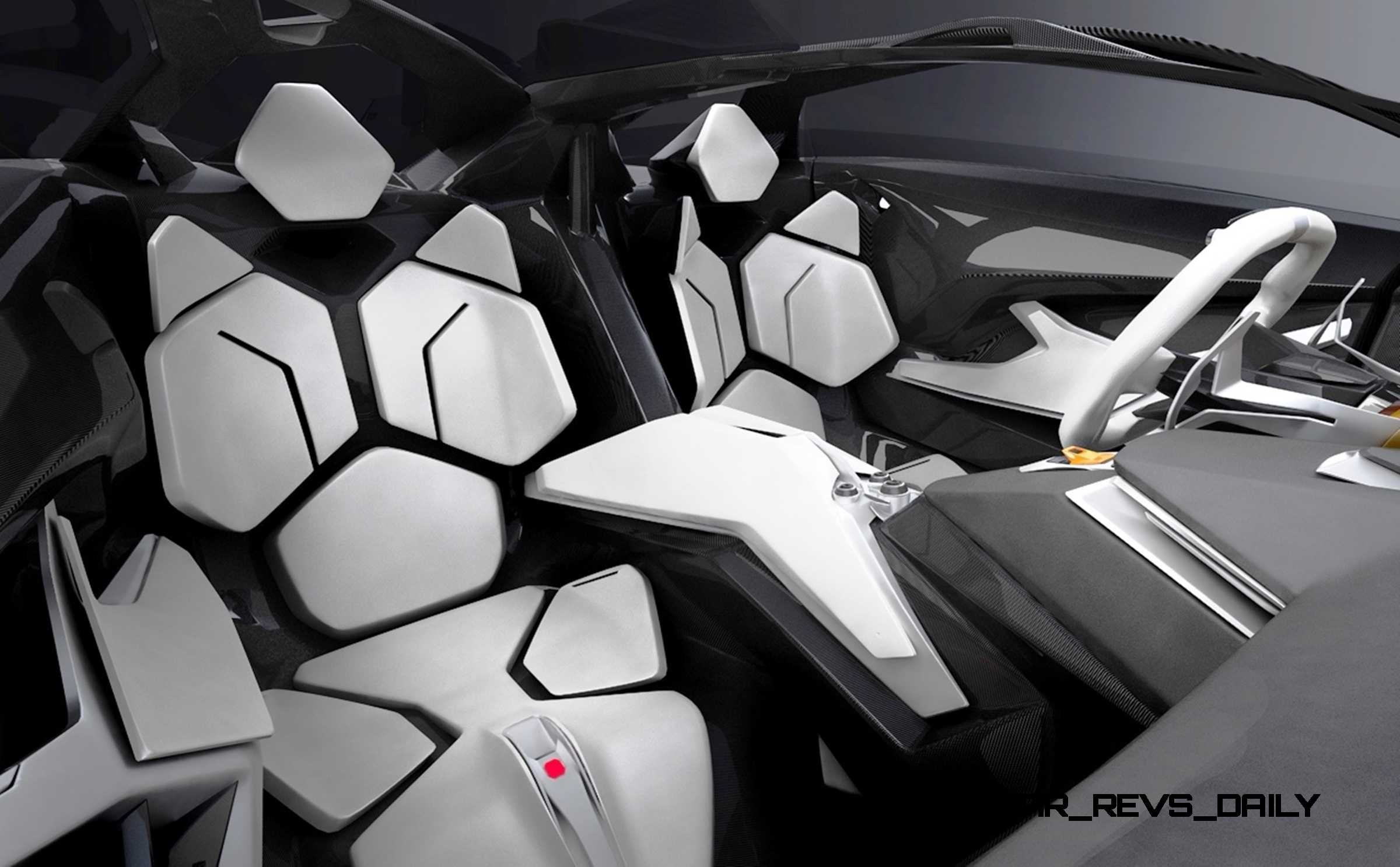 2020 Lamborghini Perdigon By Ondrej Jirec